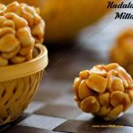 Kadalai Mittai | Kadalai Urundai Recipe