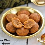 Wheat Flour Appam Recipe | Sweet Appam