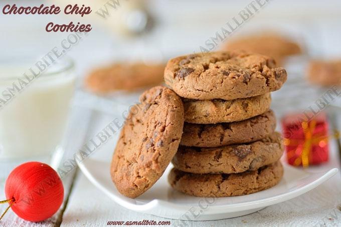 Choco Chip Cookies Recipe 1