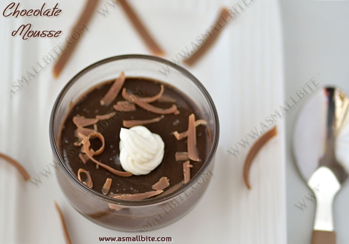 Chocolate Mousse Recipe