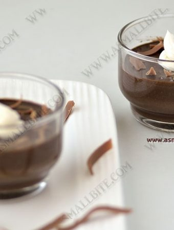 Eggless Chocolate Mousse Recipe 1