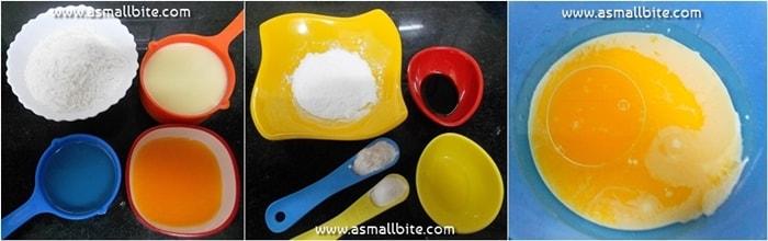 Eggless Honey Cake Recipe Steps1