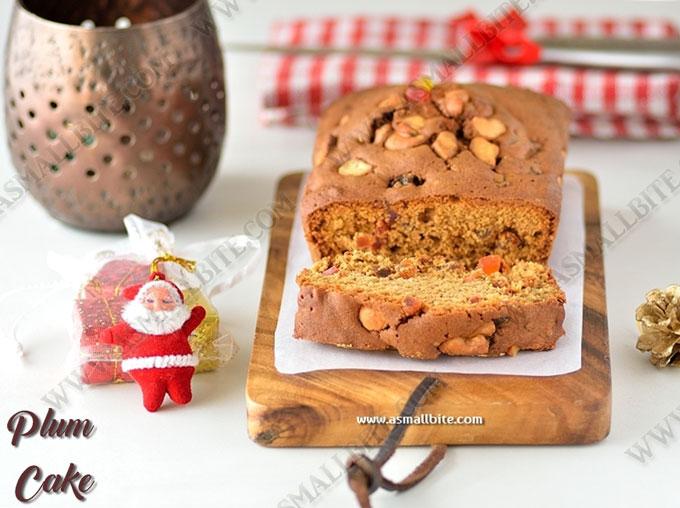 Plum Cake Recipe 4