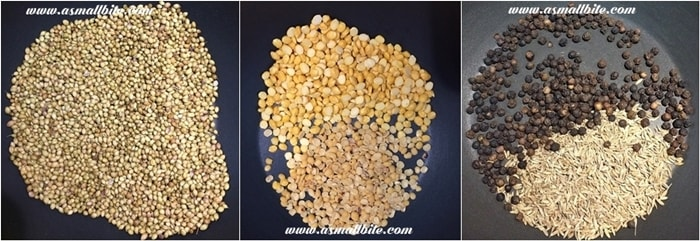 Sambar Powder Recipe Steps2