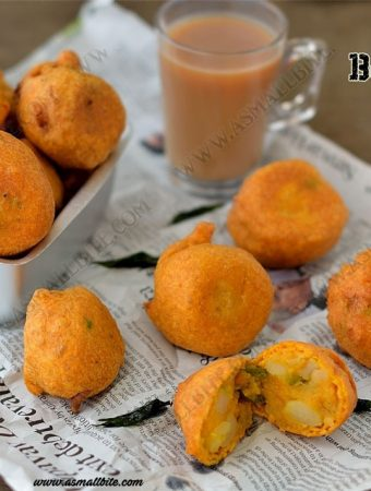Aloo Bonda Recipe | Potato Bonda Recipe