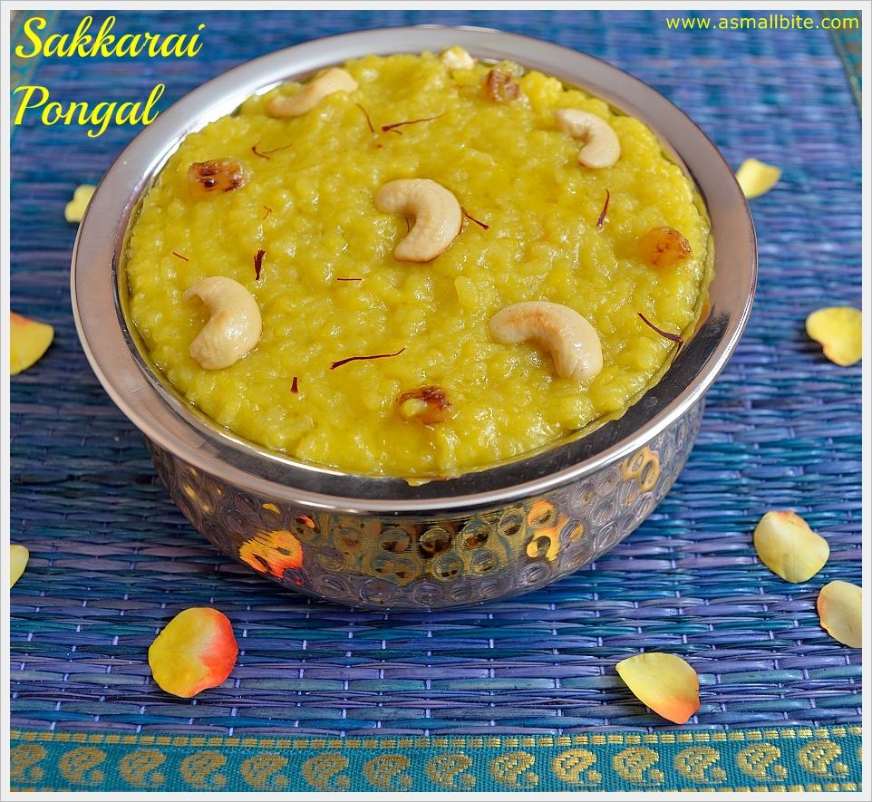 Kovil-Sakkarai Pongal