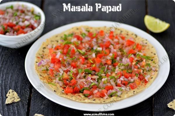 Masala Pappad 1