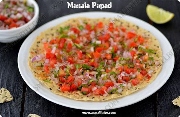 Masala Pappad