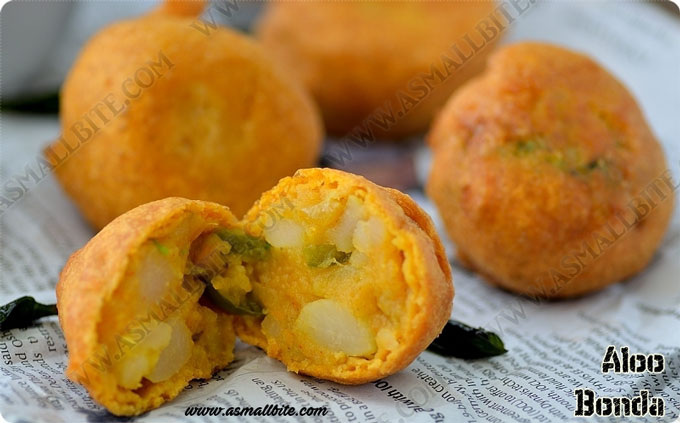 Potato Bonda Recipe 1