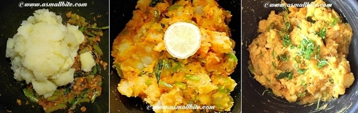 Potato Bonda Recipe Steps3