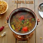 Dal Rasam Recipe