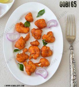 Gobi 65 Recipe 1