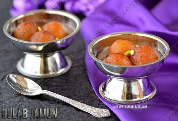 Gulab Jamun Recipe | Gulab Jamun With Milk Powder