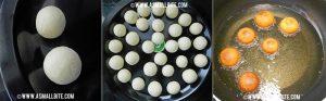 Gulab Jamun with milk powder steps6