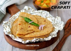 How To Make Soft Chapati 1