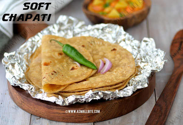 How To Make Soft Chapati