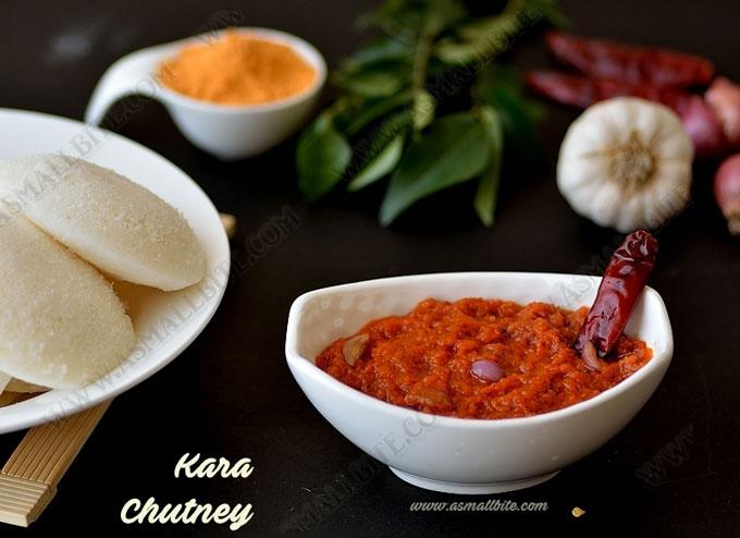 Kara-Chutney