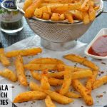 French Fries Recipe | Masala French Fries
