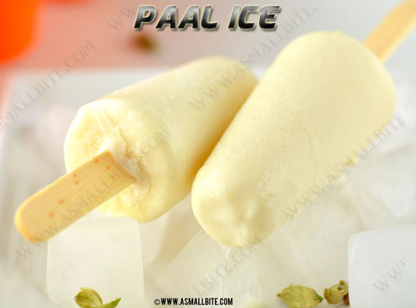 Paal Ice Recipe