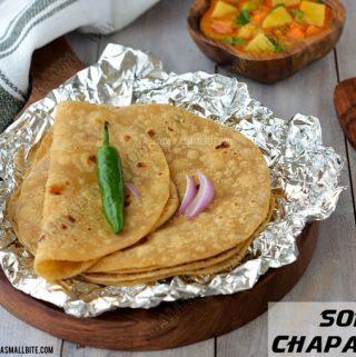 Soft Chapati Recipe