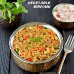 Vegetable Biriyani Recipe | Veg Biryani Recipe