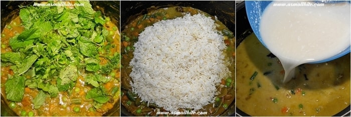 Veg Biryani Recipe Steps6