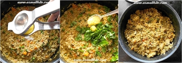 Veg Biryani Recipe Steps7