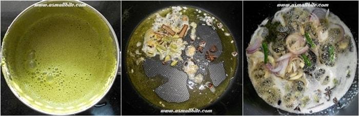 Vegetable Biriyani Recipe Steps3