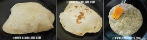 How To Make Soft Chapati Steps7