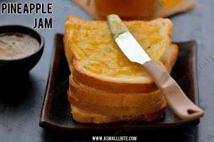 Homemade Pineapple Jam 1