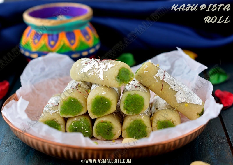 Kaju Roll Recipe