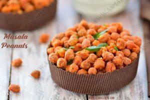 Masala Peanuts Recipe 1