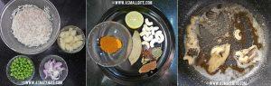 Mint Pulao Recipe Step2