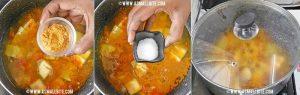 Raw Mango Sambar Recipe Steps4