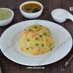 Rava Kichadi Recipe | Sooji Khichdi Recipe