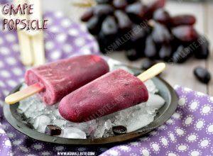 Grape Popsicle Recipe