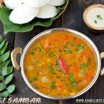 Idli Sambar Recipe | Instant Sambar for Idli
