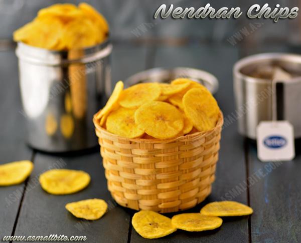 Nendran Chips Recipe | Kerala Nendran Banana Chips