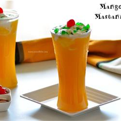 Mango Mastani Summer Special