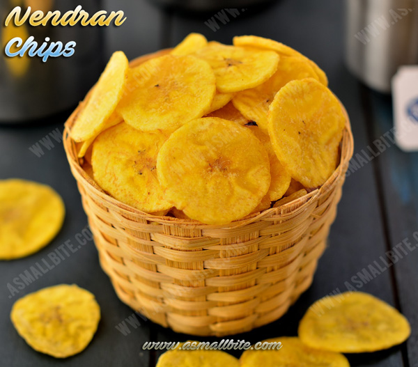 Nendran Chips Recipe 1