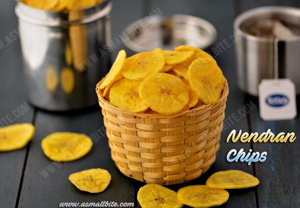 Nendran Chips Recipe