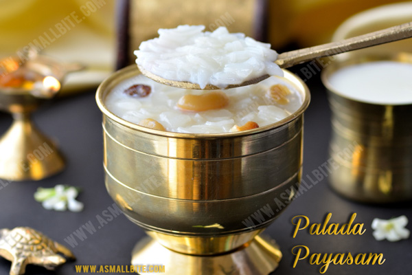Palada Payasam Recipe 1