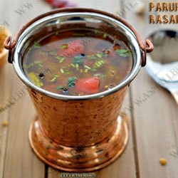 Paruppu-Rasam-Tamil New Year Recipes 2017