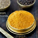 Homemade Rasam Powder (Podi) Recipe 2