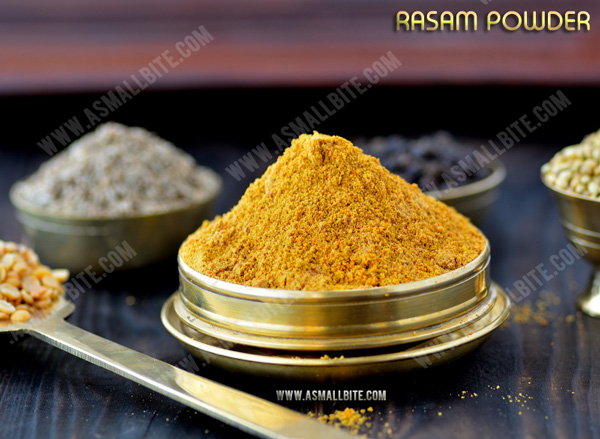 Rasam Powder Recipe 1