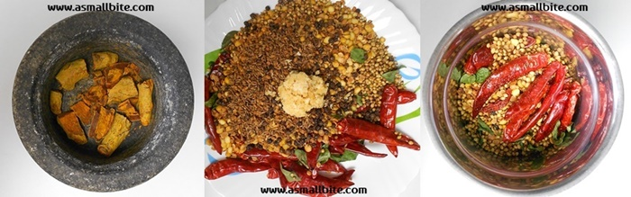 Rasam Powder Recipe Steps 6
