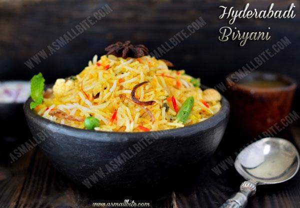 Hyderabadi Dum Biryani