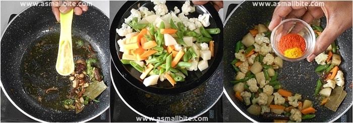 Hyderabadi Veg Dum Biryani Recipe Steps7