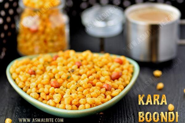 Kara Boondhi 1