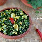 Murungai Keerai Poriyal Recipe 1